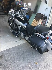2007 Kawasaki Vulcan 900 classic LT or trade for R3