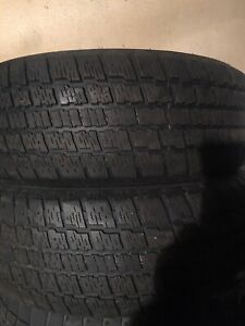 2-215/65R16 Winter tires