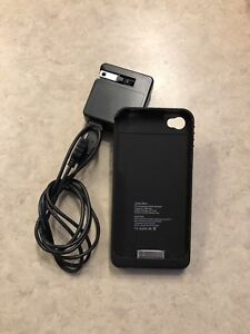 iPhone 4 / 4s battery case