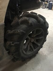 Mega mayhem tires