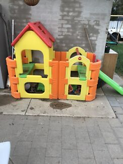 Wanted: Plastic cubby house