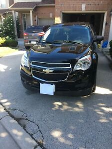 Chevrolet Equinox 2015 Jet Black