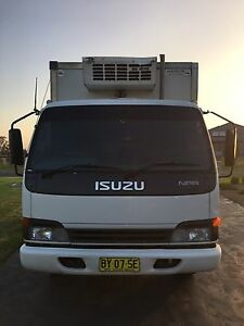 Isuzu Truck Pantech North St Marys Penrith Area Preview
