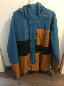 Men's DC jacket