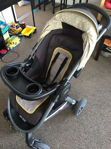 Grace Snug ride: click connect 35- travel system