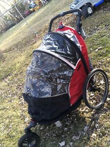 Excellent Condition bike trailer/jogging stroller