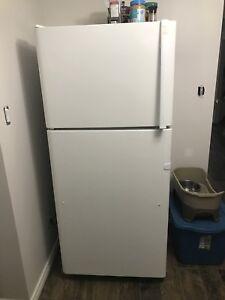 White LG fridge for sale