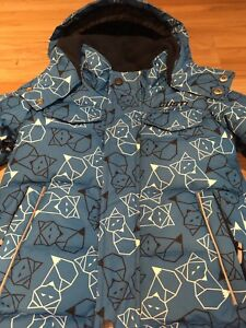 Gusti Snow Suit, toddler size 3