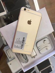 iPhone 6 Plus 128 GB WARRANTY RECEIPT UNLOCKED