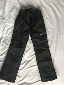 Black snow pants- Youth size small