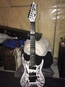 Dean RC7X Wraith 7 string
