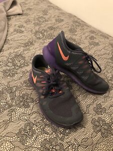 Nike woman's running shoes size 10