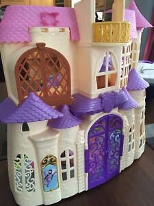 Sophia the first doll house