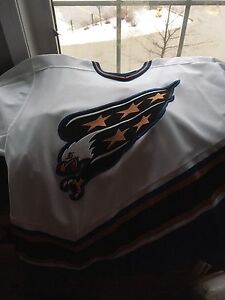 Capitals jersey Ovechkin