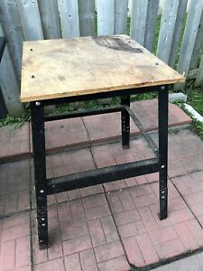 Work bench/tool stand
