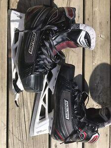 Bauer Vapour Goalie Skates 4.5