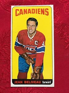 1964-54 TOPPS TALLBOY HOCKEY CARDA FOR SALE. VERY NICE