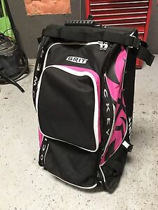 Grit Hockey Bag Tower - Youth Size, pink