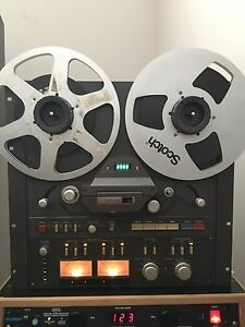 "Tascam 32 Reel to Reel 1/4"" Tape Recorder"