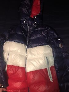 Moncler jacket brand new