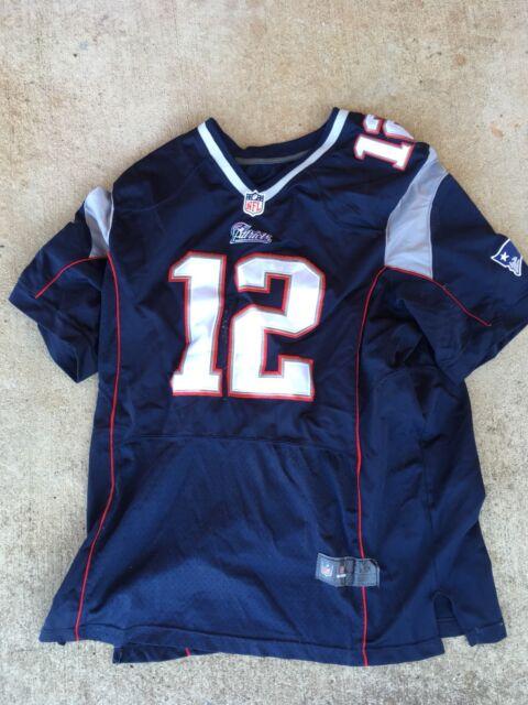best service e9e37 b62d5 Patriots NFL Brady jersey   Other Sports & Fitness   Gumtree ...