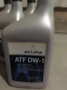 Honda Acura automatic transmission oil
