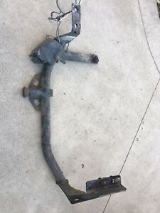 Volkswagen Jetta trailer hitch. Came off a 2015
