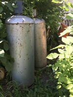 OLD CYLINDERS