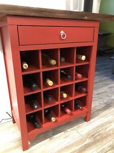 Wine rack/table