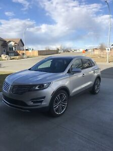 Top of the line 2015 Lincoln mkc