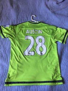 Charley Austin Adidas Southampton Jersey - Size Large