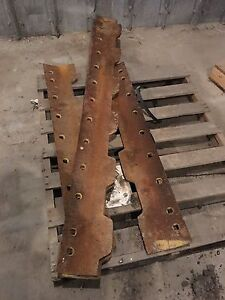 BRIDGEVIEW  Pulldozer blades