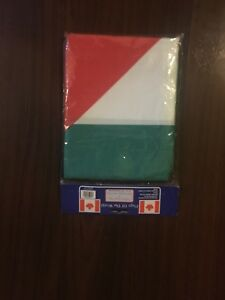 Palestinian flag (never opened still in packaging)