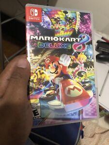 Nintendo Switch Mario Kart Game