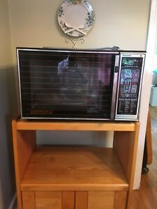 Panasonic dimension  3 microwave and convention oven
