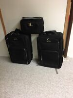 Tracker Suitcases