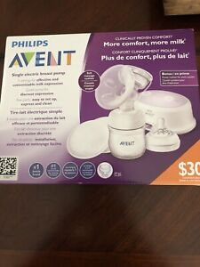 Philips AVENT electric breast pump