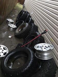 Toyo tires 35x12.5r20