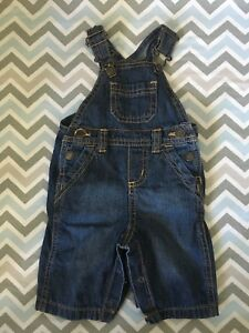 Jean Overalls -Size 0-3 Months - Excellent Condition