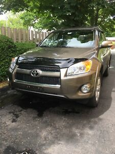 2012 RAV4 Limited , 45,400km