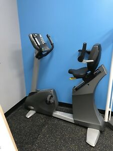 Matrix Recumbent Exercise Bike