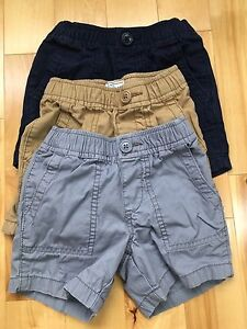 18-24 month shorts