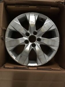 2009 Honda Accord stock rim