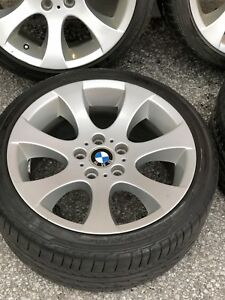 BMW staggered rims (style 162)