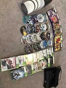 XBox 360 with Kinect (No Controllers)