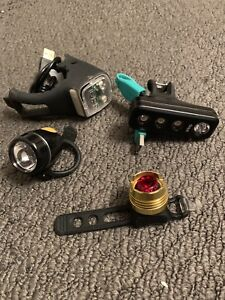Bicycle lights (selling as package)