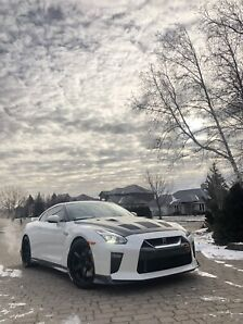 2018 Nissan GTR premium for sale
