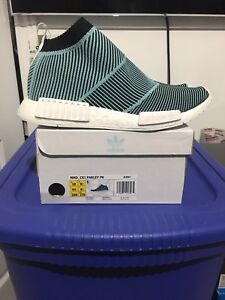 Adidas NMD CS1 Parley New in Box Sz 10 DS