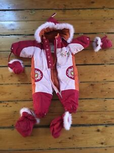 Lot of 6-12 clothing  and snowsuit