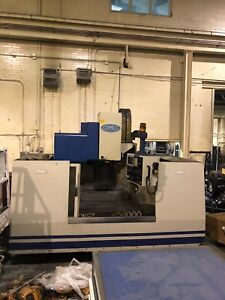 MIGHTY COMET 1000 VERTICAL MACHINING CENTER